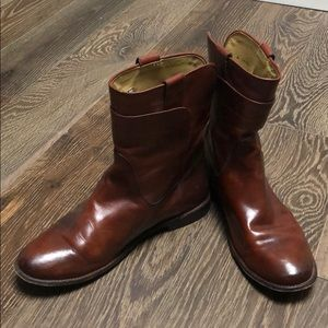 Low boots FRYE